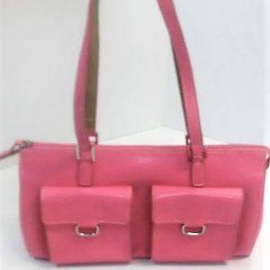 Mondani New York Leather Shoulder Bag